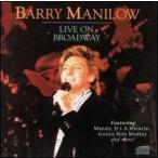 【メール便送料無料】Barry Manilow / Live On Broadway (輸入盤CD) (バリー・マニロウ)