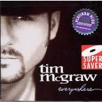 【メール便送料無料】Tim McGraw / Everywhere (輸入盤CD)(ティム・マックグロウ)