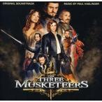 【メール便送料無料】Soundtrack / Three Musketeers (輸入盤CD) (王妃の首飾りとダヴィンチの飛行船)