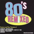 【メール便送料無料】VA / 80'S REMIXED (輸入盤CD)