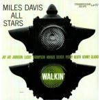 Miles Davis All Stars / Walkin【輸入盤LPレコード】(マイルス・デイヴィス・オール・スターズ)