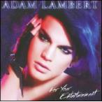 【メール便送料無料】Adam Lambert / For Your Entertainment (輸入盤CD) (アダム・ランバート)