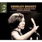 Shirley Bassey / 6 Classic Albums (輸入盤CD)(M)(2012/8/14)(シャーリー・バッシー)