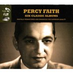 Percy Faith / Six Classic Albums (輸入盤CD)(2013/6/4) (パーシー・フェイス) (M)