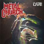 【メール便送料無料】Metal Church / Classic Live (Bonus Track) (輸入盤CD)(2017/4/28発売)(メタル・チャーチ)