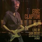【メール便送料無料】Eric Clapton / Live In San Diego (with Special Guest JJ Cale) (輸入盤CD)(2016/9/30発売)(エリック・クラプトン)