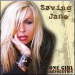 【メール便送料無料】Saving Jane / One Girl Revolution (輸入盤CD)(セイヴィング・ジェーン)