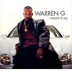 Warren G / I Want It All【CD Single】(X)(ウォーレンG)