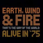 Earth, Wind & Fire / That's The Way Of The World: Alive In 75 (輸入盤CD) (アース、ウィンド&ファイア)