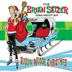 Brian Setzer / Boogie Woogie Christmas (Colored Vinyl) (Digital Download Card)б┌═в╞■╚╫LPеье│б╝е╔б█ (е╓ещедевеєбже╗е├е─ебб╝)