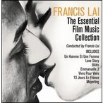 Francis Lai / Essential Film Music Collection (輸入盤CD) (フランシス・レイ)