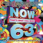 VA / Now That's What I Call Music 63 (アメリカ盤) (輸入盤CD)(2017/8/4発売)
