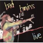 Bad Brains / Live【輸入盤LPレコード】