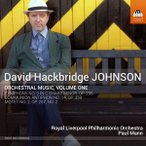 Johnson/Royal Liverpool Philharmonic Orchestra / David Hackbridge Johnson: Orchestral Music Vol 1 (輸入盤CD)(2017/4/7発売)