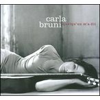 Carla Bruni / Quelqu'un M'a Di (輸入盤CD)(カーラ・ブルーニ)