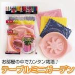 テーブルミニガーデン 苗袋&鉢受け皿セット