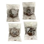 代引不可 どうぶつ とうふドーナツ ココア 1P(30袋) お菓子 豆腐 洋菓子