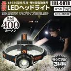 LEDヘッドライト 3灯 4000Lm CREE 夜釣り LEDヘッドランプ 充電式 強力 作業用 アウトドア キャンプ 登山 防災グッズ 一年保証 HL90