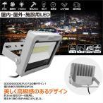 LED投光器 50W 500W相当 15m電源コード 集魚灯 看板灯 ワークライト 広角 led投光器 スタンド GOODGOODS LD50-2