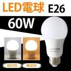 防災 LED電球 E26 9W 60W形相当 一般電球 広配光 led電球 シーリングライト ペンダントライト 昼白色 電球色 LD84 2年保証