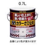 ESCO0.7L [水性]錆止め塗料(黒)[EA942EB-63]
