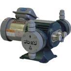 [代引不可] KUK 2連式ダイヤフラム定量ポンプ PVC製 【ED2000P】