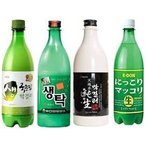生マッコリ5種セット(5本) 飲み比べセット 韓国マッコリ ナママッコリ