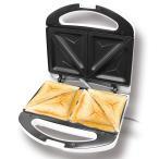 ホットサンドメーカー 簡単 クッキング トースト 朝食 ホットサンド キッチン 新生活 ダブル