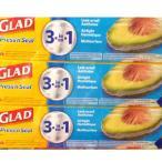■コストコ■【グラッド】GLAD PRESSN SEAL/プレス&シール(プレスンシール)30cmX43.4m×3個◆goodmall_costco◆