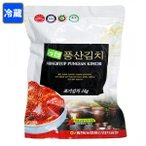 *韓国食品*【クール便・冷蔵】韓国本場の味!韓国農協 白菜キムチ 1kg(m6302)★goodmall★