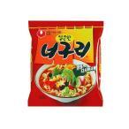 *韓国食品*もちもちした太麺、海鮮うどん風の農心 辛口 ノグリラーメン 120g(m5622)