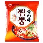*韓国食品*イカチャンポン- イカの風味を生かした辛うまラーメン124g(m5618)