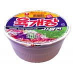 *韓国食品*ユッケジャン カップ麺 86g(韓国ラーメン)(m5631)