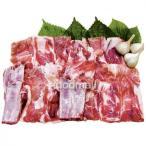 *韓国食品*【クール便・冷凍】 豚骨付きカルビ1kg