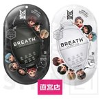 メーカー直営店 日本語版 BTS TinyTAN BREATH SPORTS MASK 2.0 1袋(1枚入り)+ネックレス1個 UVカット BTSタイニータン ブレススポーツマスク 目玉商品