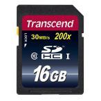 SDHC TS16GSDHC10(SDHCメモリカード・16GB・高速転送CLASS10・音楽や画像の保存に!)