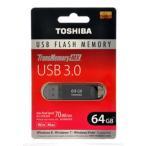 USB V3SZK-064G-BK(東芝製・USB3.0対応フラッシュメモリ64GB・70MB / s)