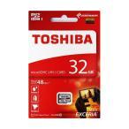 ショッピング32gb 東芝32GB【microSDHCカードTHN-M301R0320A4】EXCERIA・Read=48MB/s