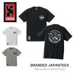 クローム CHROME クロームブランデッドジャパンTシャツ CHROME BRANDED JAPANTEES jp004