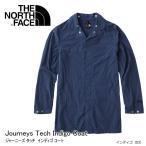 年末ウルトラセール ノースフェイス THE NORTH FACE ジャーニーズテックインディゴコート Journeys Tech Indigo Coat np21657