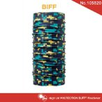 【メール便 送料無料】High UV Protection Buff No.105820_BIFF【バフ/ネックウォーマー/バンダナ】