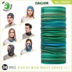 【メール便 送料無料】【虫除け】High UV Protection Buff Insect Shield No.105836_DAGHIR【バフ/ネックウォーマー/バンダナ】