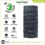 【メール便 送料無料】【虫除け】High UV Protection Buff Insect Shield No.108596_HALFTONE【バフ/ネックウォーマー/バンダナ】