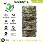 【メール便 送料無料】【虫除け】High UV Protection Buff Insect Shield No.108599_SAGARMATHA【バフ/ネックウォーマー/バンダナ】