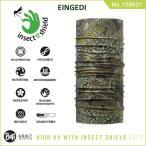 【メール便 送料無料】【虫除け】High UV Protection Buff Insect Shield No.108601_EINGEDI【バフ/ネックウォーマー/バンダナ】