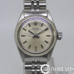 ロレックス オイスターパーペチュアル レディース[6519]【中古】【腕時計】【送料無料】