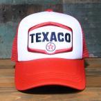 テキサコ メッシュ キャップ TEXACO 帽子 アメリカンメッシュキャップ