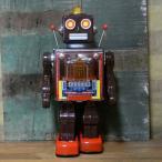 ピストンロボット ブリキのおもちゃ ブリキの電動ロボット