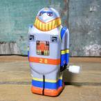 X-28 ミニロボット ブリキのおもちゃ