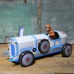 クラシック レーシングカー ブリキのおもちゃ
